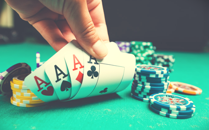Registering in poker and getting started with your game