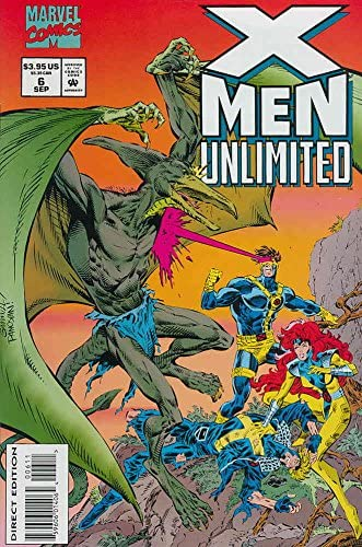 Hard Promises: X-Men Unlimited # 5